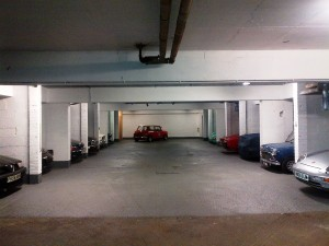 Car Storage Central London