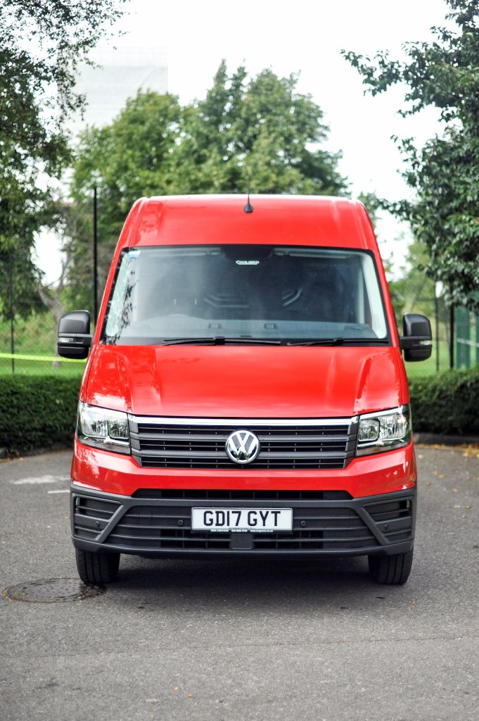 VW Crafter Mwb CR35