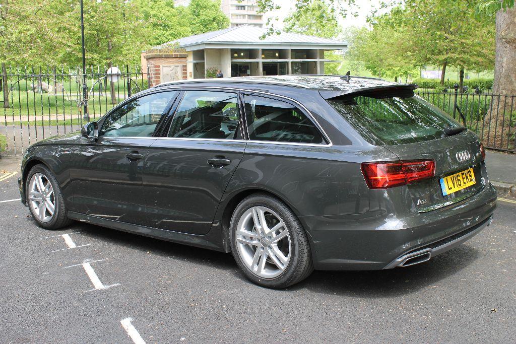 Audi  A6 Avant S Line Quattro Auto