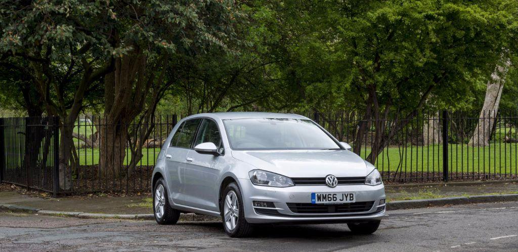 Volkswagen Golf Match DSG
