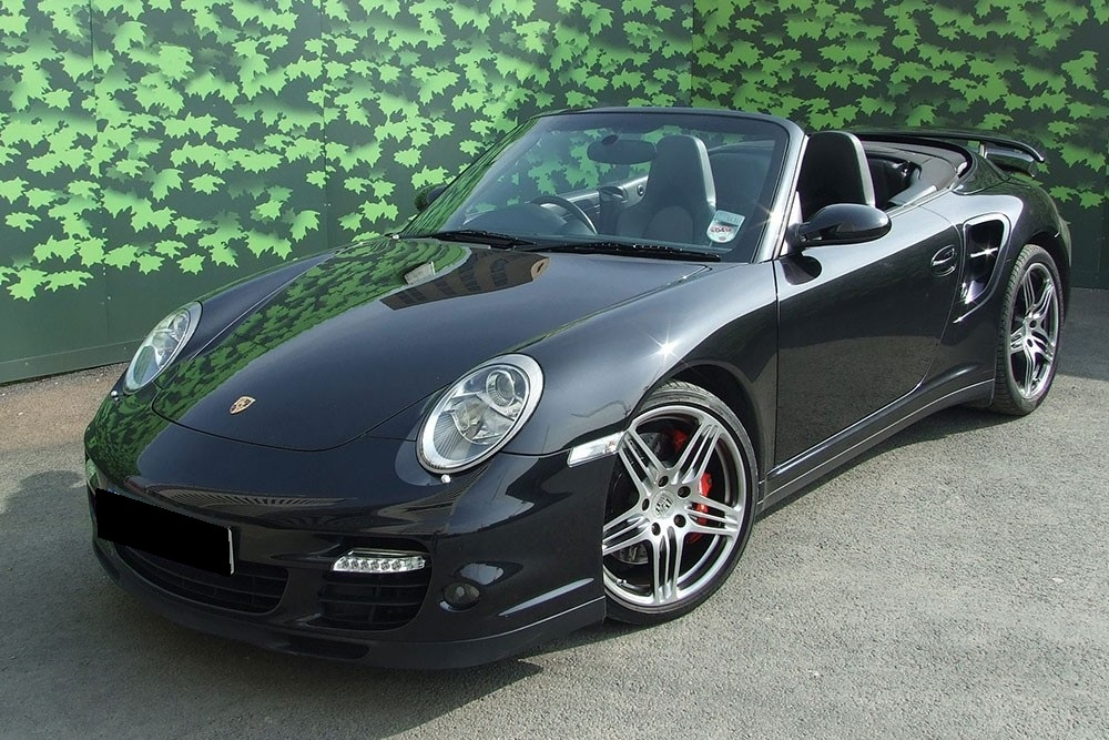 Porsche  997 Turbo convertible