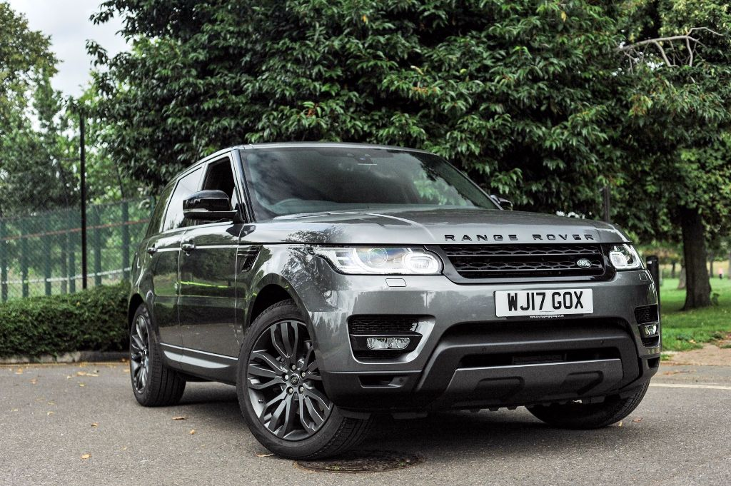 Range Rover Sport 3.0 Supercharged Petrol