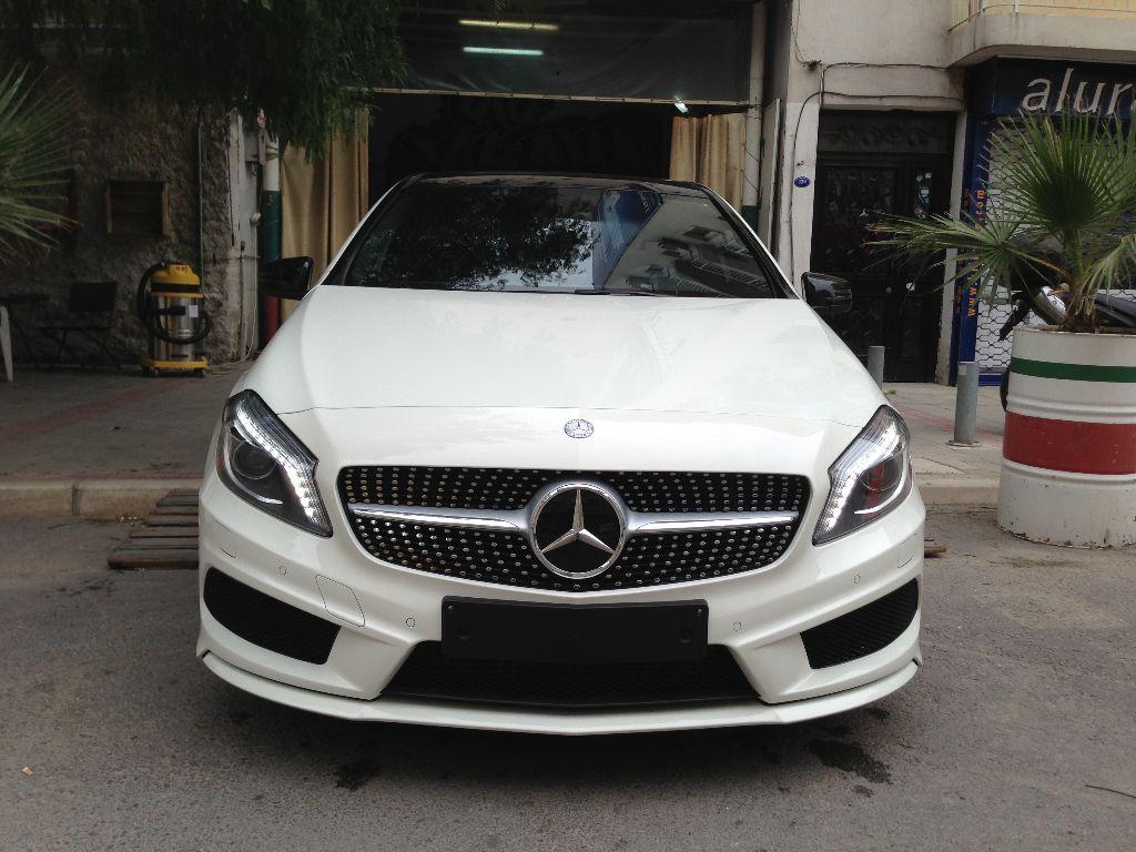Mercedes A180 CDI SE Eco