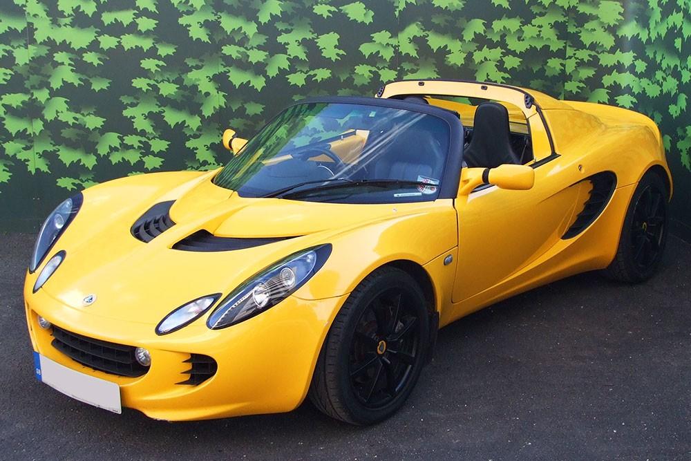 Lotus 111R 6spd Targa
