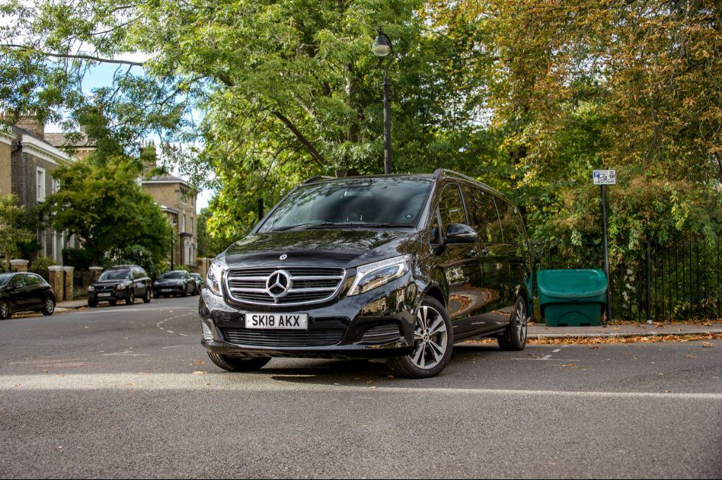 Mercedes V Class 250 Sport XLWB 8 Seat