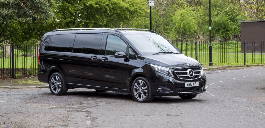 50 Off Mercedes V Class 220 Civilised Car Hire