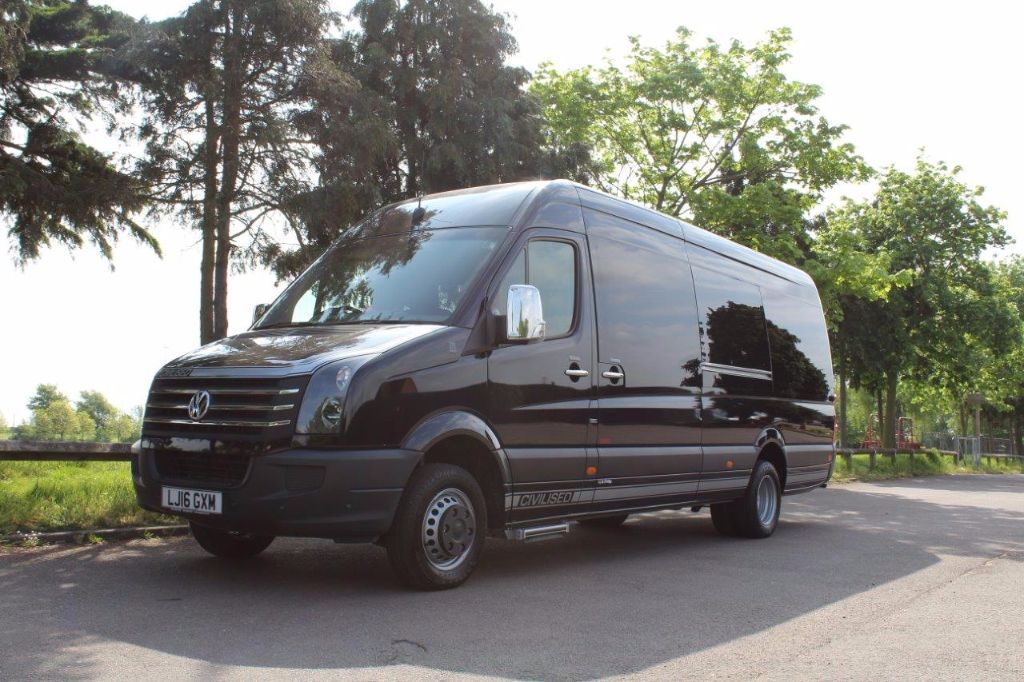 VW  Pro Crafter XL 14/17 Seater Mini Bus