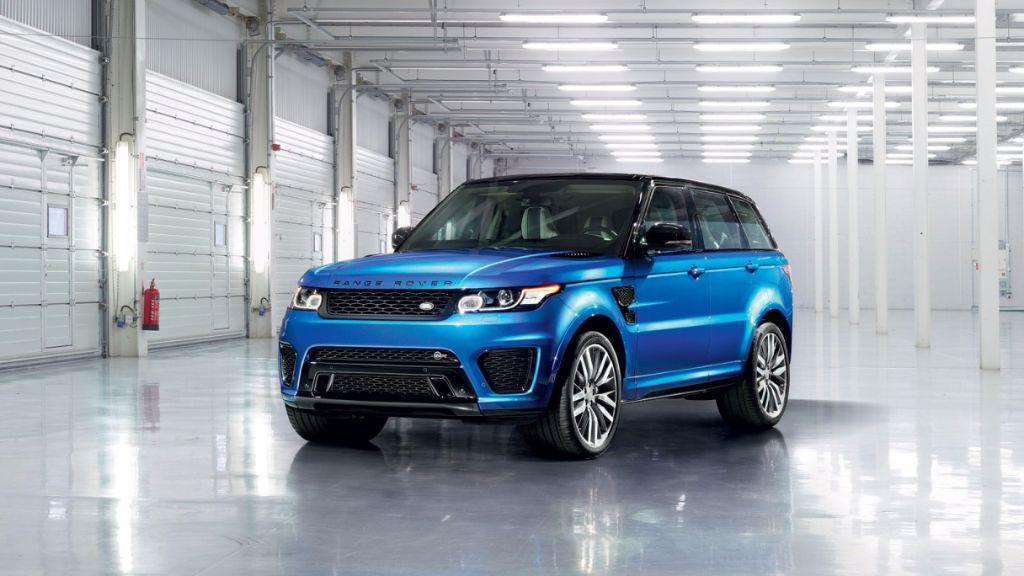 Range Rover SVR LONG LEASE Available NOW 1 left