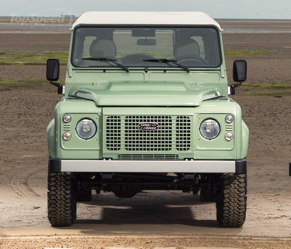 Land Rover Defender Heritage For Hire Civilised Car Hire