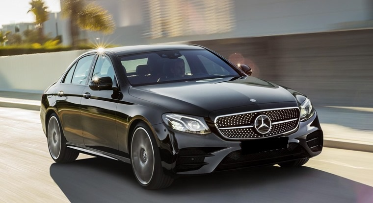 Mercedes E Class 220d AMG LINE 2016 LEASE (optional PCO badge)