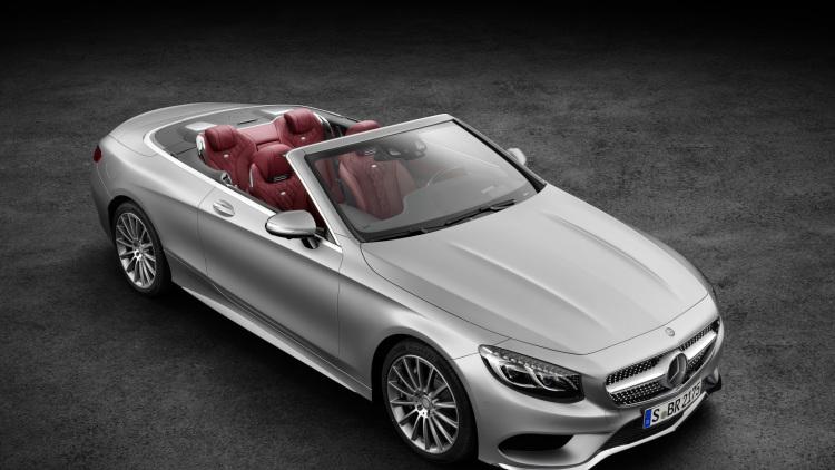 Mercedes  S Class Cabriolet
