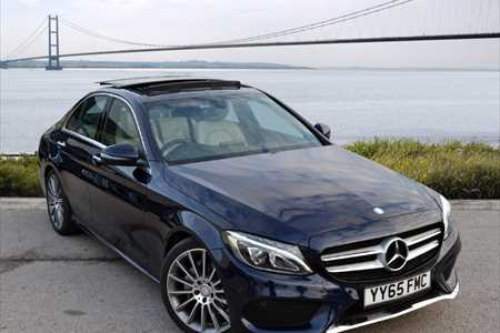 Mercedes C200 AMG Line Coupe Auto MY2016 Long Lease. For Immediate Delivery