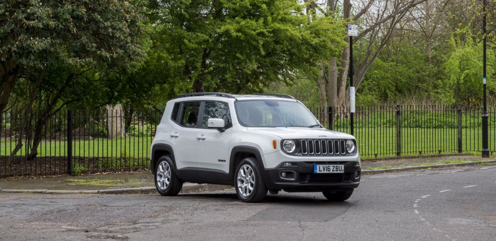 Jeep Renegade 1.4 Longtitude 4×2 5dr DDCT