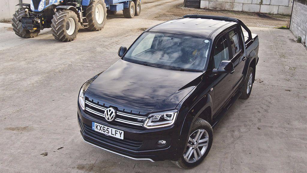 Volkswagen Amorak Atacama DSG