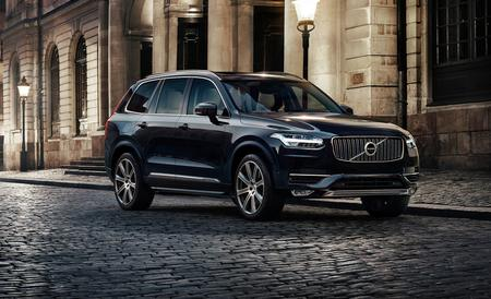 Volvo  XC90 R-Design D5 AWD LEASE