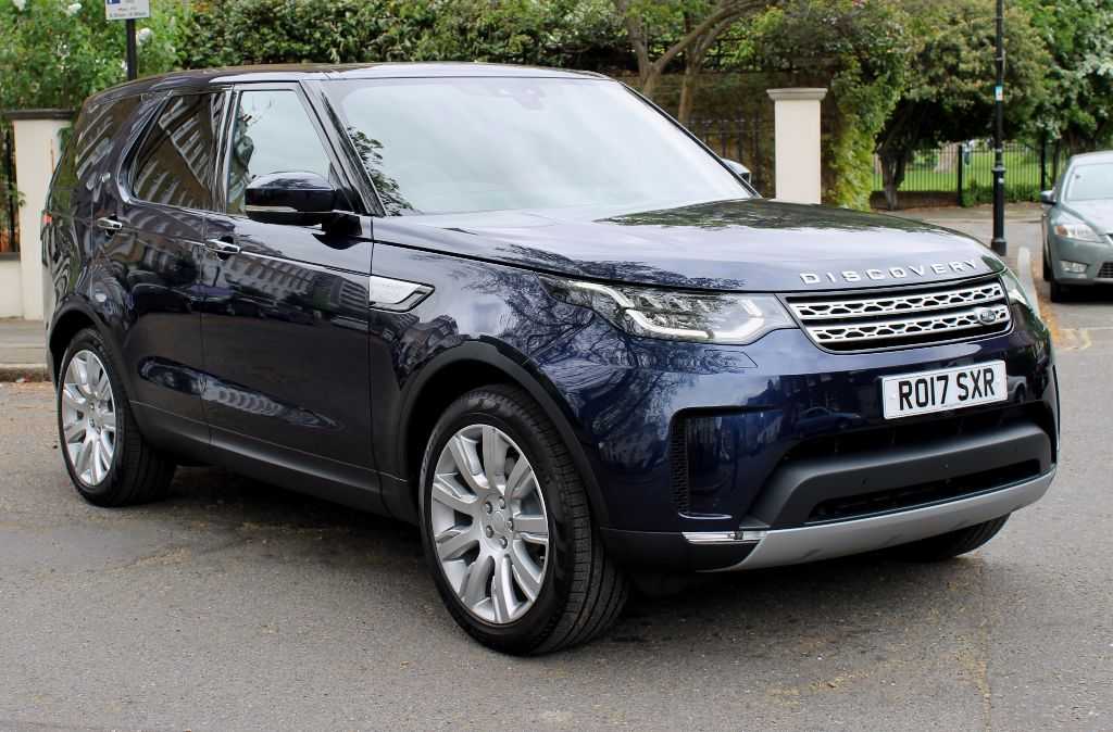 Land Rover 2017 All-New Discovery HSE Lux 3.0 Td6 auto