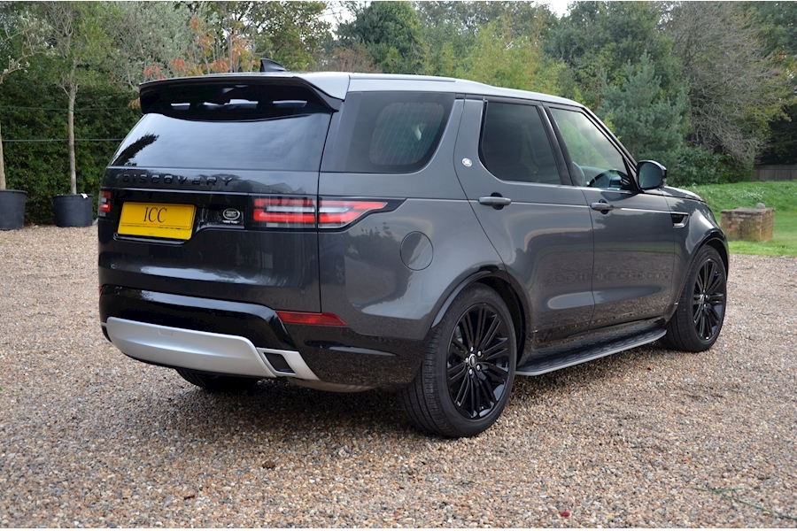 Land Rover Discovery 5 3.0 SDV6 HSE Lease from £840 Per Month