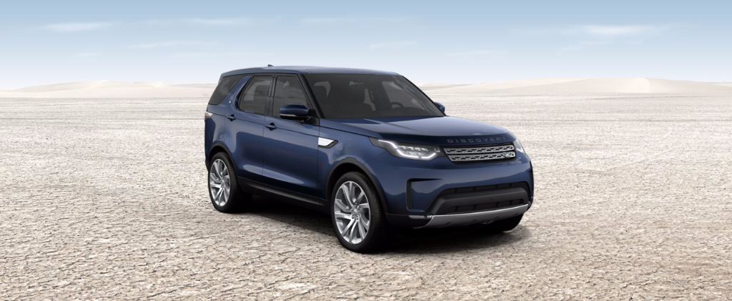 Land Rover Discovery 5 2017 3.0 TD6 HSE Lease from £699 Per Month