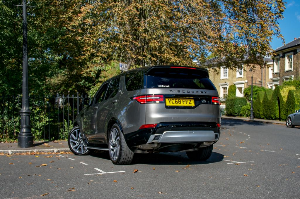 Land Rover Discovery HSE Lux 3.0 Si6 MY2018