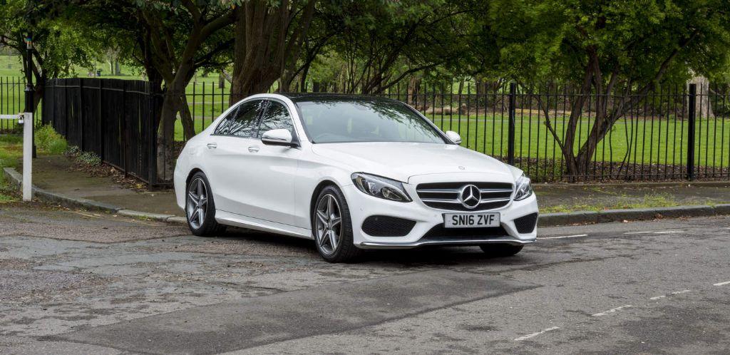 Mercedes C200 AMG Line Premium
