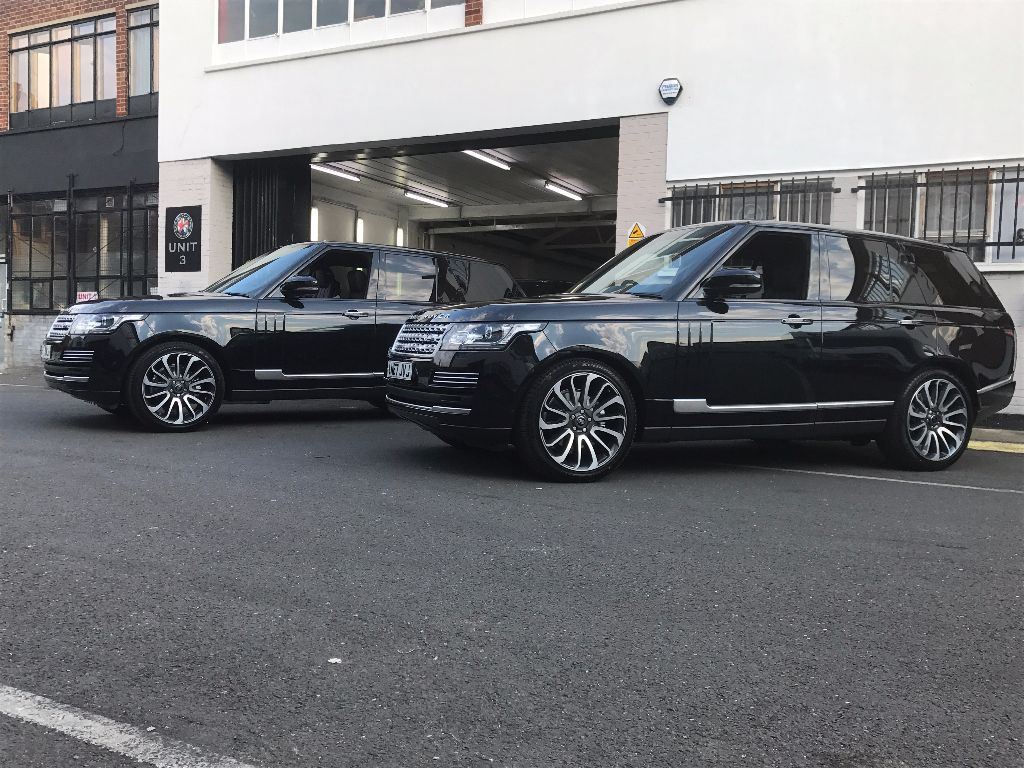 Range Rover 3.0 V6 Supercharged Vogue SE