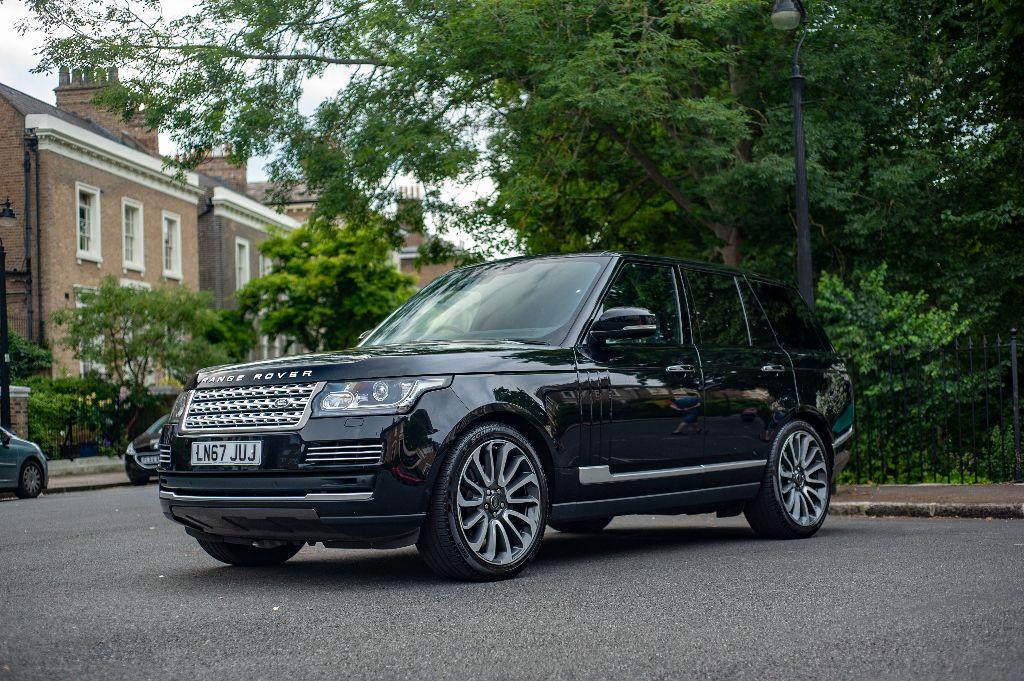 Range Rover 3.0 V6 Supercharged Vogue SE