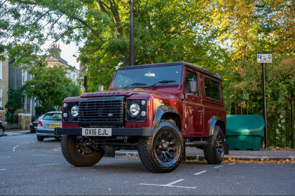 Land Rover Defender 90 Landmark Edition