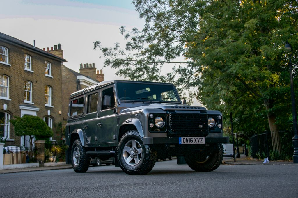 Land Rover Defender 110 Landmark Edition