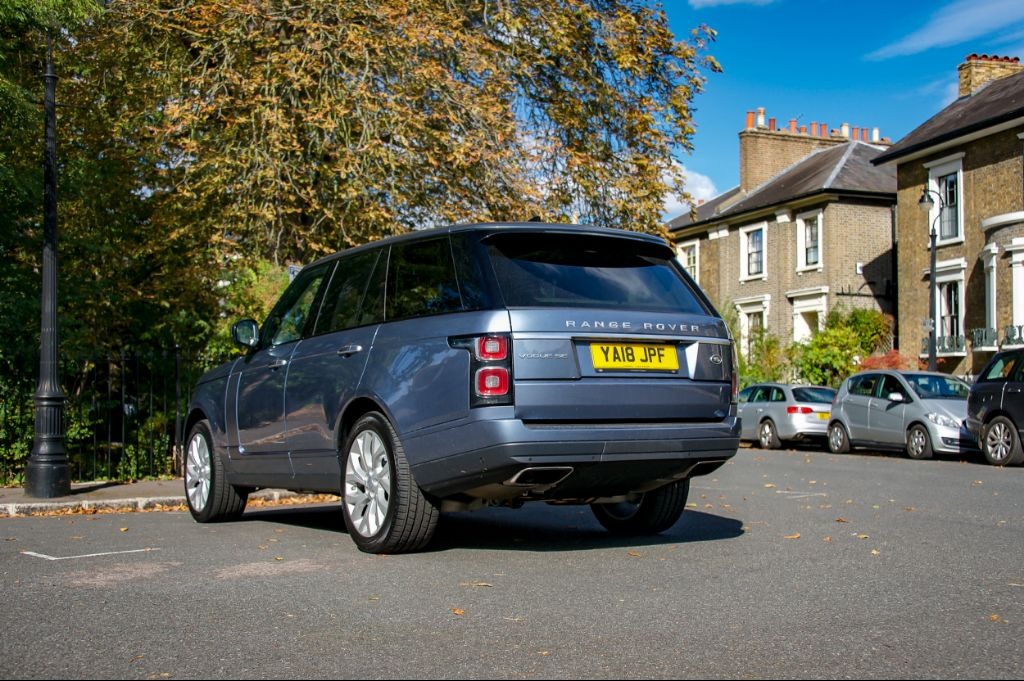 Range Rover Vogue SE 3.0 Supercharged