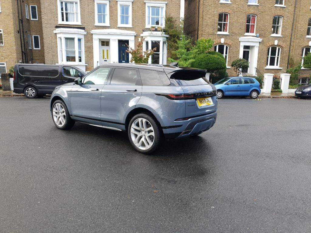 Range Rover Evoque First Edition P250 AWD MY2020