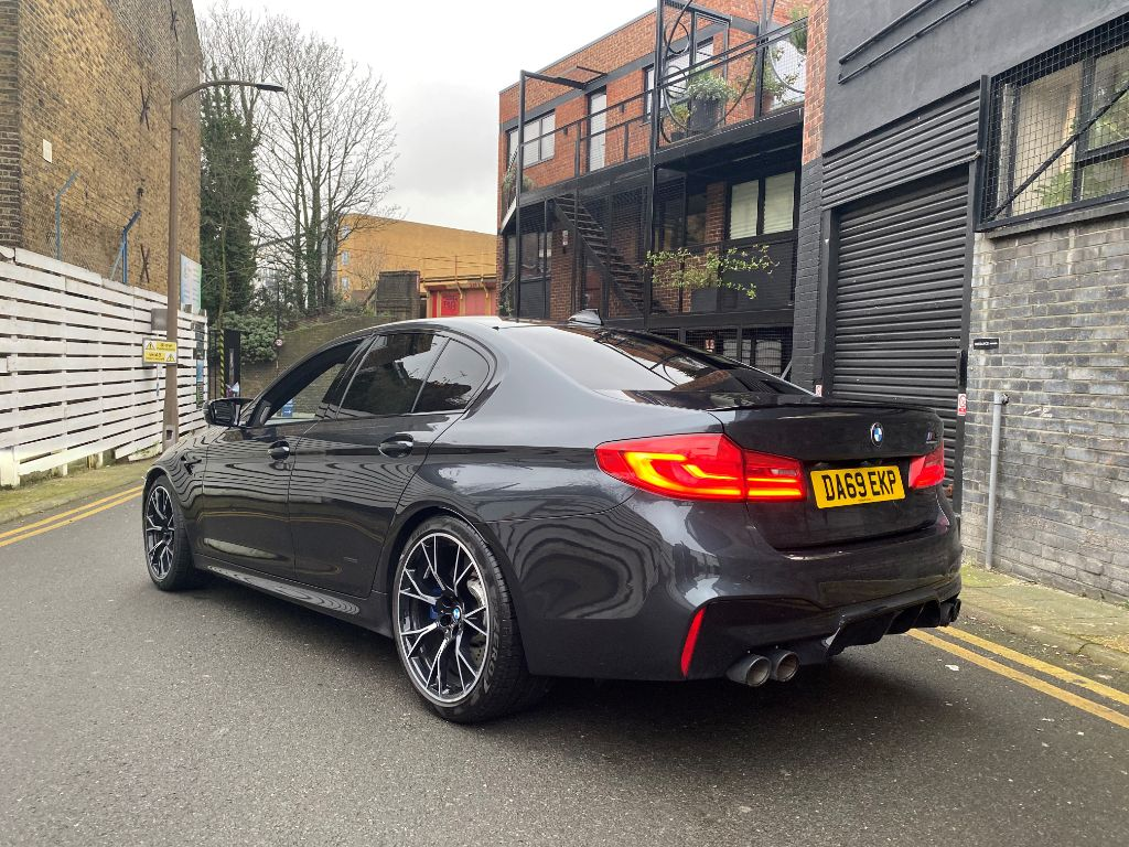 LEASE OFFER – BMW M5 Competition M Steptronic Auto