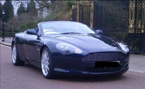 Aston Martin DB9 auto Volante