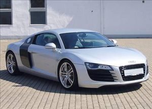 Audi R8 coupe Tip