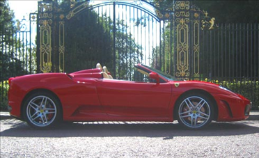 Ferrari F430 Paddleshift Spider