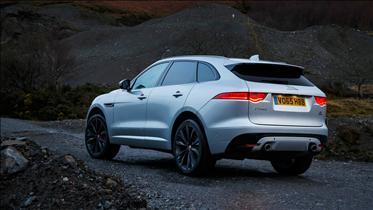 Jaguar F-Pace V6 S