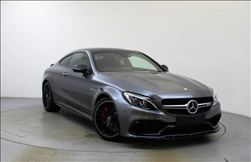 Mercedes C63 AMG Edition 1 Coupe