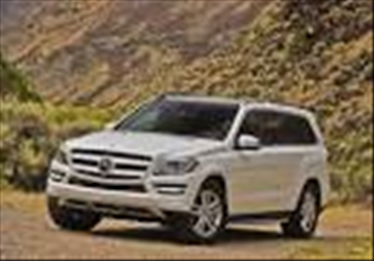 Mercedes GL350 bluetec