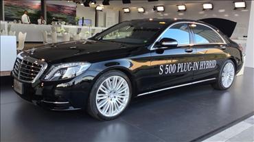 Mercedes  S500e L AMG Line Exec