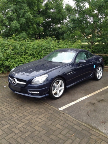 Mercedes  SLK 200 AMG SPORT LONG LEASE Available Now!