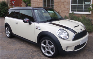 Mini Clubman 1.6 Pepper Pack PANORAMIC ROOF