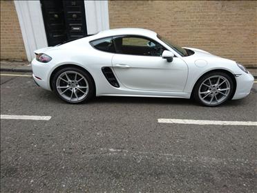 Porsche Cayman S-A