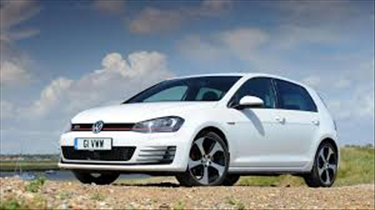 VW Golf GTi Mk7 Lease from £288 Per Month