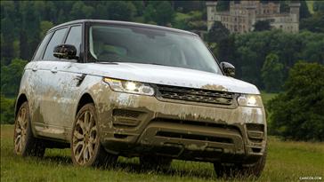 X – Range Rover Sport HSE Dyn. 3.0S