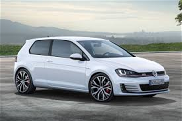 ZZ VW ZZ Golf R 5dr DSG